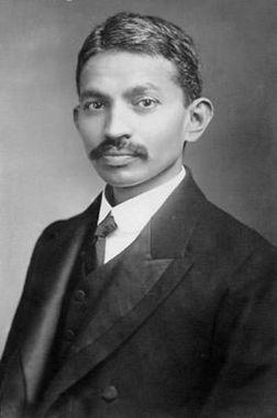 Gandhi South Africa 1906